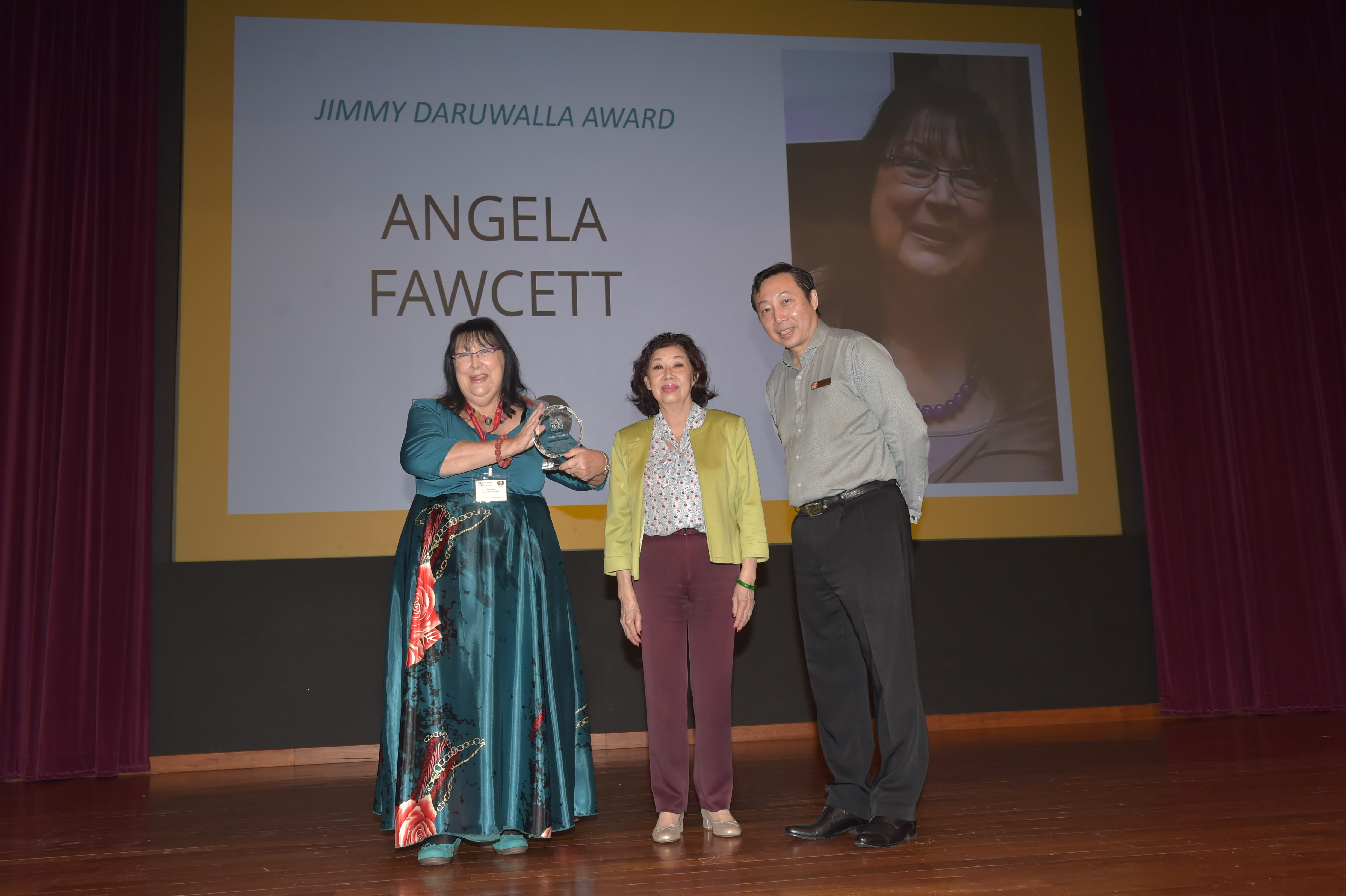 Unite 2017 Jimmy Daruwalla Award